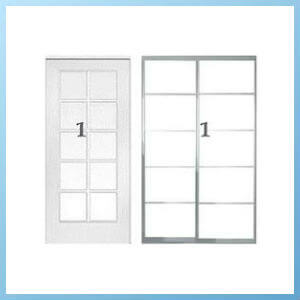 French w/ (10) PANES