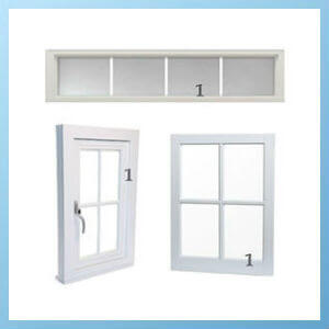 French w/ (4) PANES
