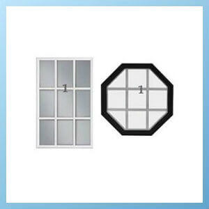 French w/ (9) PANES